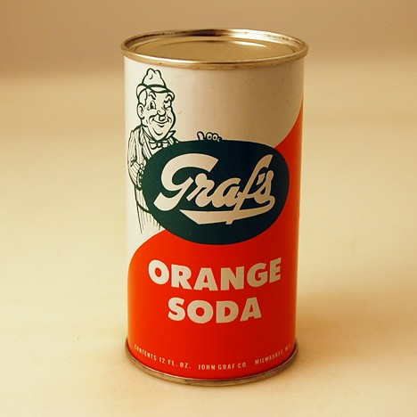Graf's Orange Soda Beer