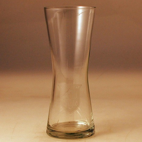 Heileman's Old Style Clear Print Glass 1 Beer