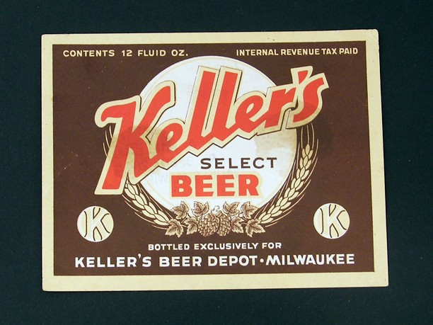 Keller's Select Beer Beer