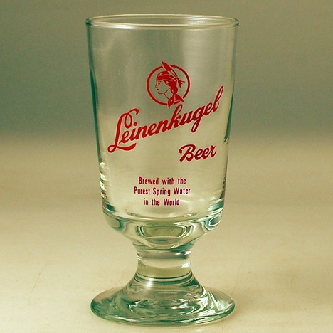 Leinenkugel Glass Beer