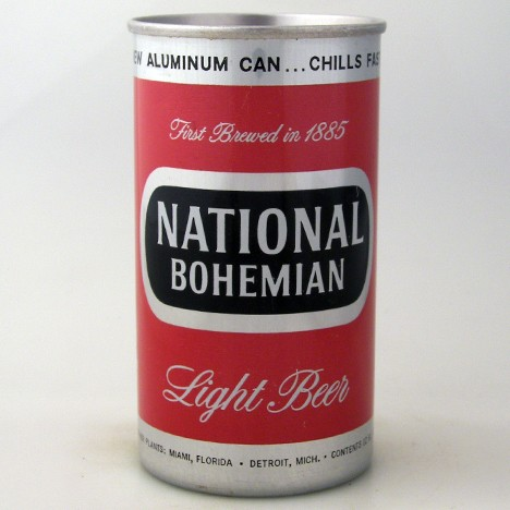 National Bohemian Light Beer 096-30 Beer