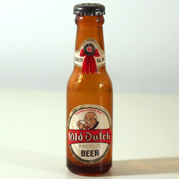 Old Dutch Premium Beer Mini Bottle Beer