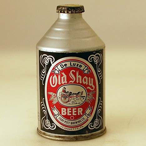 Old Shay De Luxe 197-26 Beer