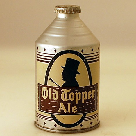 Old Topper Ale 197-31 Beer