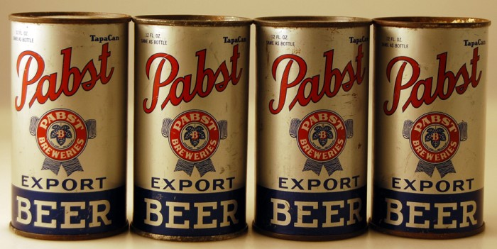 Pabst Export Beer 653 Find! Beer