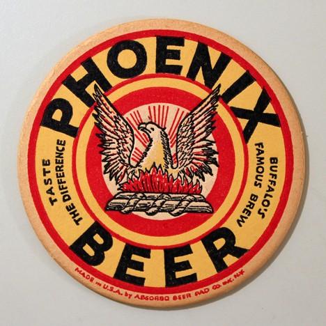 Phoenix Beer Large Bird in