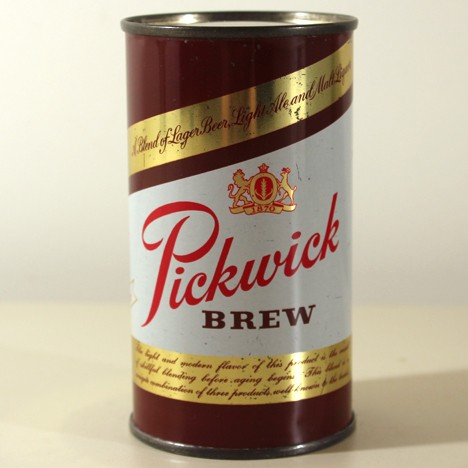 Pickwick Brew L115-07 Beer