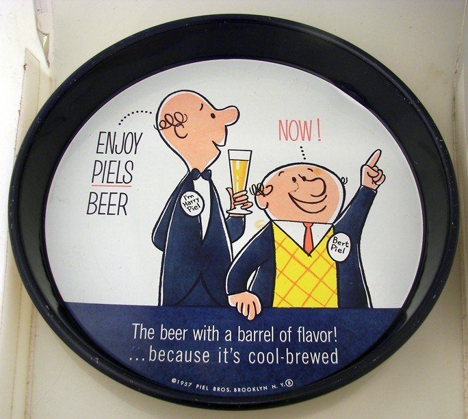 Piel's Bert & Harry Beer