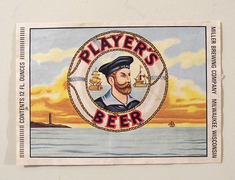 Player's Beer Beer