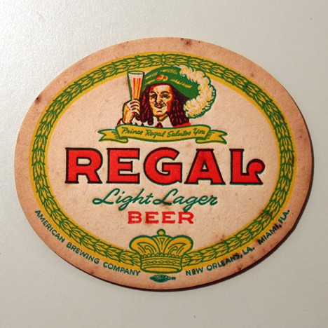 Regal Light Lager Beer Beer