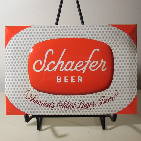 Schaefer Beer TOC Beer