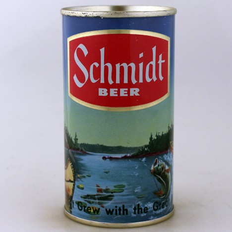 Schmidt Beer - Indian Canoe - 130-34 Beer