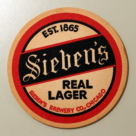 Sieben's Real Lager - Round Beer