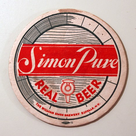 "Simon Pure - ""Real Beer"" Beer"