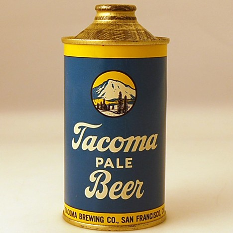 Tacoma Pale 186-17 Beer