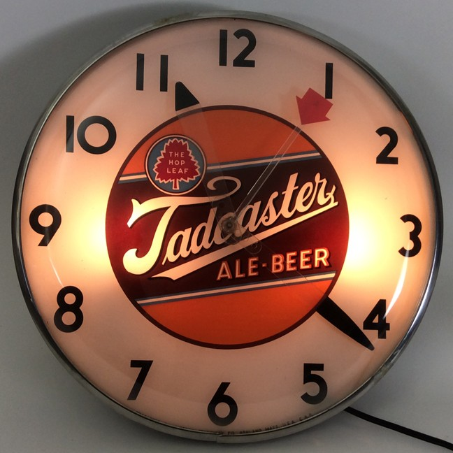 Tadcaster Clock Beer