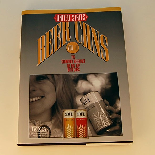 United States Beer Cans Vol II Beer