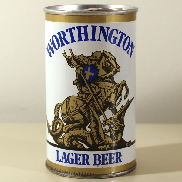 Worthington Lager Beer Beer