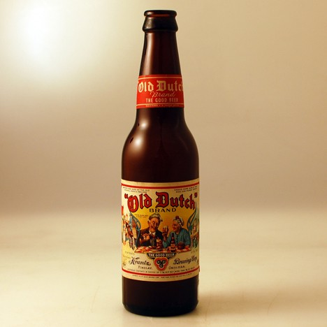 """Old Dutch"" Brand Beer"