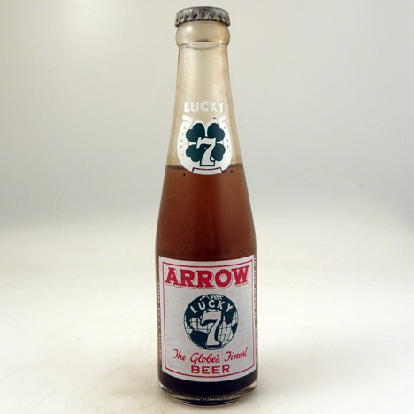 Arrow Lucky 7 ACL Beer