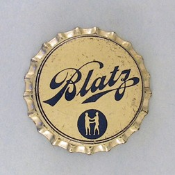 Blatz KY Tax Crown Beer