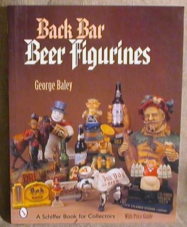 Back Bar Beer Figurines Beer