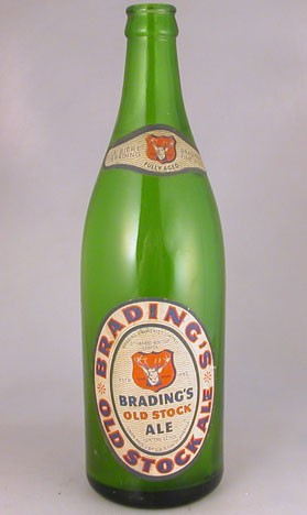 Brading's Old Stock Ale Beer