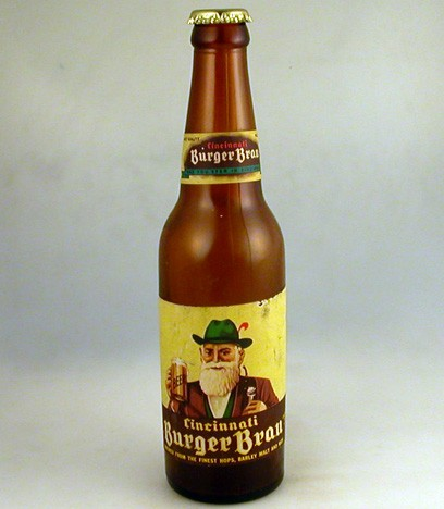 Cincinnati Burger Brau Beer