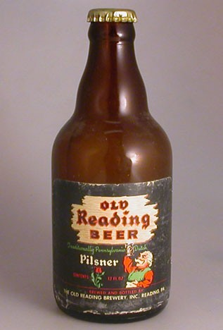 Old Reading Steinie Beer