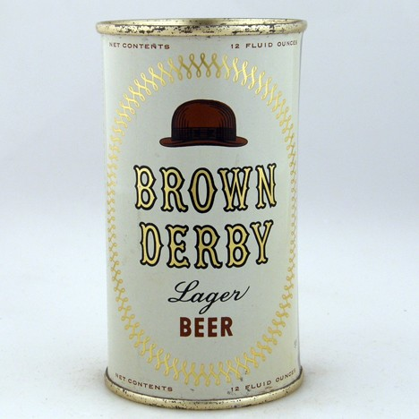 Brown Derby Maier Metallic 042-12 Beer
