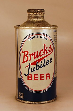 Brucks Jubilee Beer 154-27 Beer
