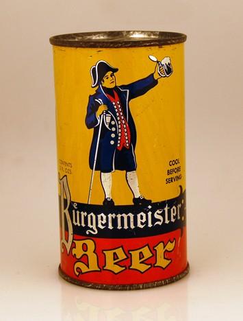 Burgermeister Beer Nl At Breweriana Com