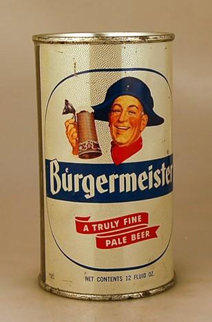 Burgermeister Beer 046 37 At Breweriana Com