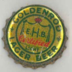 Goldenrod EHB Light Lager Beer