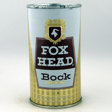 Fox Head Bock 064-37 Beer