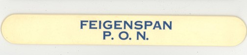 Feigenspan P.O.N. Frother Beer