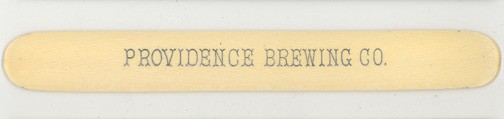 Providence Brewing Frother Beer