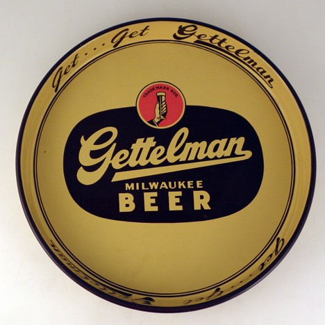 Gettelman Milwaukee Gold Beer