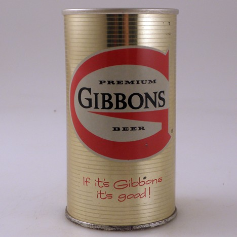 Gibbons If It's 068-15 Beer