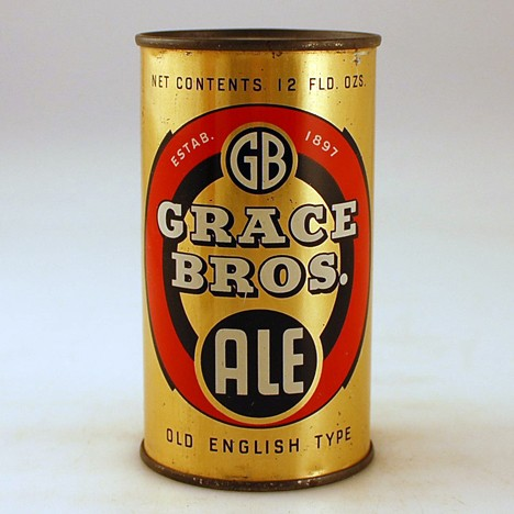Grace Bros. Ale 307 Beer