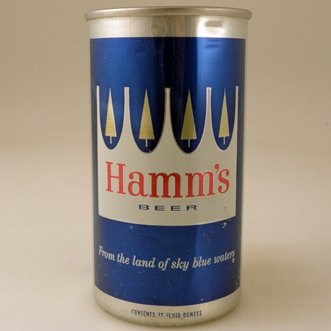 Hamm's Top Crimp 072-39 Beer