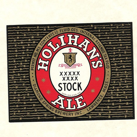 Holihan's Stock Ale Gold Beer