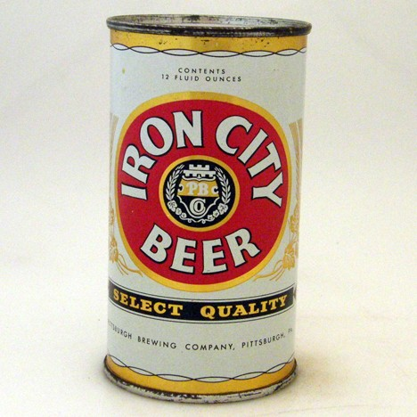 Iron City Select Quality 085-33 Beer