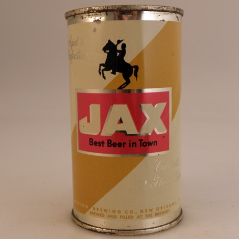 Jax Silver Trim 086-12 Beer