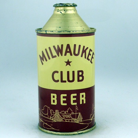 Milwaukee Club 174-03 Beer