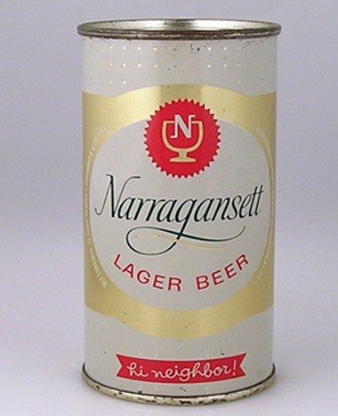 Narragansett Quick-Tap Like 101-29 Beer
