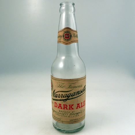 Narragansett Dark Ale Beer
