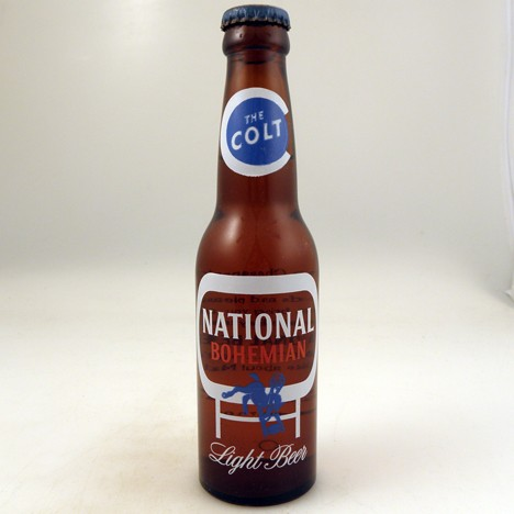 National Bohemian Light Colt ACL Beer