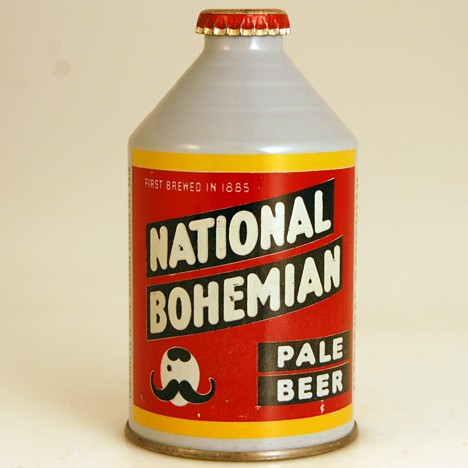 National Bohemian Pale 197-04 Beer