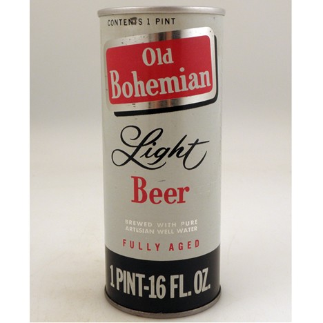 Old Bohemian Light Pint 158-10 Beer